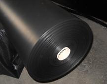 طبقة عزل ملساء HDPE